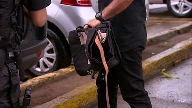 Polícia Federal desarticula quadrilha suspeita de tráfico de drogas - Investigações começaram em setembro de 2016. Quadrilha atuava em quatro estados.