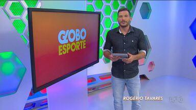 Veja a edição na íntegra do Globo Esporte Paraná de terça-feira, 14/03/2017 - Veja a edição na íntegra do Globo Esporte Paraná de terça-feira, 14/03/2017