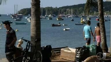 Instituições de Búzios, RJ, se unem para melhorar infraestrutura para turistas - Objetivo é melhorar a qualidade do serviço dos turistas que visitam as praias da região.