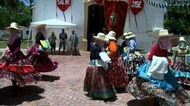 Povoado Poxim celebra o dia de São José, padroeiro dos agricultores - A festa é grande por lá, assim como a fé dos devotos do santo.