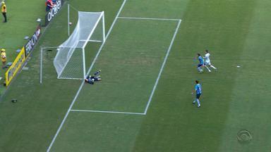 Confira os melhores momentos de Grêmio 1 x 1 Veranópolis - Assista ao vídeo.
