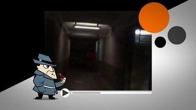Detetive Virtual desvenda misterioso vídeo do fantasma do IML de Cuiabá - Será mesmo que um fantasma revoltado estava assombrando o local e tocando esse terror? Investigação começa na capital do Mato Grosso.