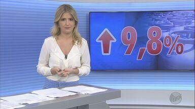 Preço do gás de cozinha sobe 9,8% e reflete no bolso do consumidor - Reajuste autorizado pela Petrobrás começa a valer na terça-feira (21).