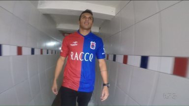 Paraná Clube tem novidades em campo e nas contratações - Tricolor traz dois jovens do São Paulo e repatria o atacante Robson; para a partida contra o Londrina nesta quarta-feira (22), os titulares voltarão à campo