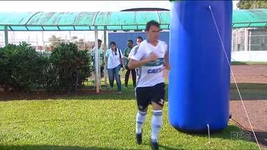 Artilheiros brilham no Campeonato Paranaense - Getterson, Kléber Gladiador, Henrique Almeida e o zagueiro Marcão estão lutando pela artilharia da competição nesta reta final da primeira fase