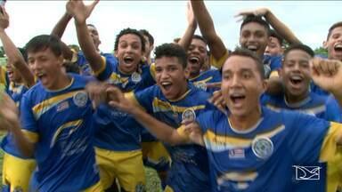 Cefama é campeão da Copa Maranhão sub-17 - Cefama garante o título da primeira etapa da Copa Maranhão sub-17