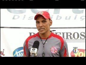Confira as novidades do esporte - América TO anuncia o nome de Gilmar Estevam para o restante do Mineiro