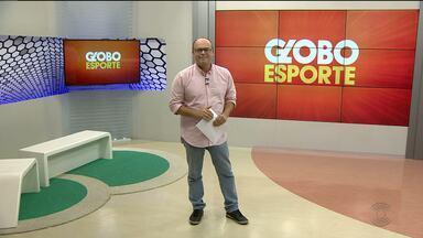 Assista à íntegra do Globo Esporte-CG desta Terça-feira (21/03/2017) - Veja quais os destaques.