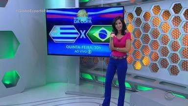 Globo Esporte RS - 21/03 - Bloco 3 - Assista ao vídeo.