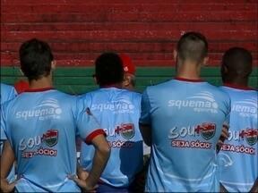 Gauchão 2017: E. C Passo Fundo treina para seguir na série A - Time enfrente o Veranópolis nesta quarta-feira (22) no estádio Antônio David Farina