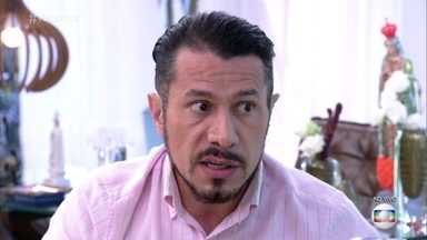 Rômulo: 'Ilmar é absolutamente doido' - Diplomata comenta a justificativa de voto de Ilmar para mandá-lo ao Paredão no BBB17