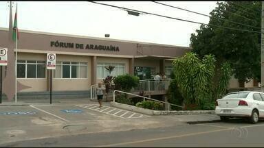 Primeira audiência sobre assassinato de cabeleireira é realizada em Araguaína - Primeira audiência sobre assassinato de cabeleireira é realizada em Araguaína