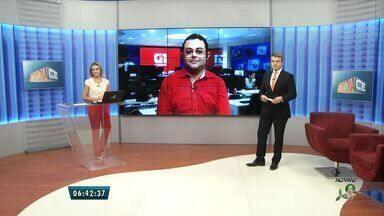 Veja os destaques do G1 do Bom DIa Ceará desta quinta-feira (23) - Saiba mais em g1.com.br/ce