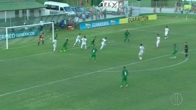 Boavista vence Volta Redonda pelo Campeonato Carioca - Time venceu por 1x0 com gol de pênalti.