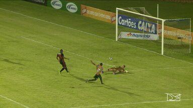 Na despedida da Copa do Nordeste, Sampaio vence o Sport - Daniel Barros e Hiltinho marcam os gols da vitória Tricolor diante do Leão Pernambucano