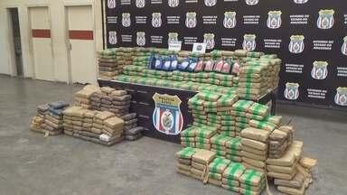 Crescimento do consumo de drogas preocupa autoridades no AM - Situação impacta no tráfico e no aumento da violência no Amazonas, que é uma das principais rotas dos traficantes.