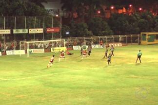 """Patrocinense joga """"pro gasto"""", mas vence Araxá pelo Módulo II - Com gols de Quilder e Dede, Patrocinense bate Ganso por 2 a 0"""