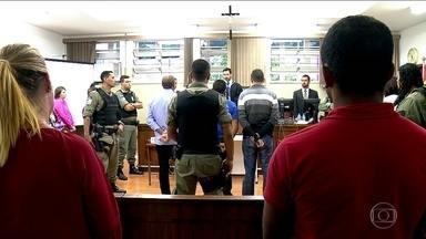 Justiça condena três corintianos pela morte do palmeirense Gilberto Torres, em 2014 - Entre eles, o ex-vereador Capá, que foi condenado a 20 anos de reclusão, inicialmente em regime fechado.