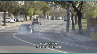 Motorista admite que dirigiu a 240 quilômetros por hora em Curitiba - Caso vai parar no Ministério Público