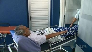 Após 12 dias de espera, idoso consegue vaga em hospital de Paranavaí - O homem de 61 anos estava internado no Pronto Atendimento da cidade, e precisava começar um tratamento de rim.