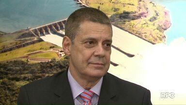 Itaipu tem novo diretor geral - Posse oficial deve ocorrer na próxima semana em Curitiba.