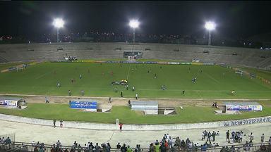 Campinense perde para o Santa Cruz do Recife pela Copa do Nordeste - Já o Botafogo de João Pessoa se despediu da competição.
