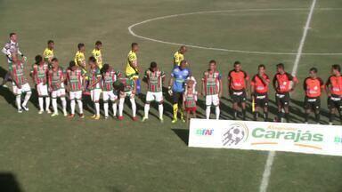 Sete de Setembro empata com CSE em Boca da Mata - Jogo terminou 3 a 3.