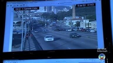 Veja como está o movimento das estradas na região de Jundiaí - O repórter Rafael Fachim traz informações de como está o trânsito na região de Jundiaí (SP) na manhã desta quarta-feira (5).