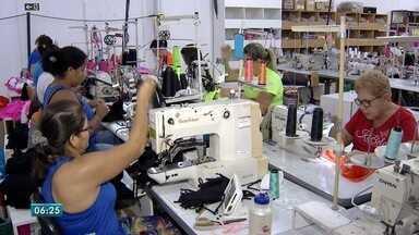 Indústria do vestuário está em crescimento em MS - Empresas estão crescendo e contratando profissionais.
