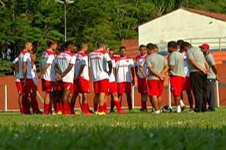 União Mogi se prepara para estreia no Paulistinha - Jogo será neste final de semana. Time foi montado há cerca de um mês e ainda não tem grupo fechado.