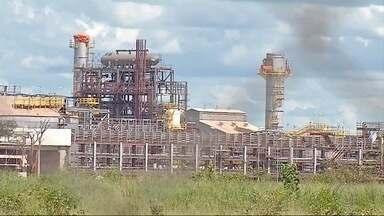 Fábrica de fertilizantes da Petrobras está com obra parada e não pode ser vendida em MS - A fábrica de fertilizantes da Petrobras em Três Lagoas, obra que está parada há quase três anos, não poderá ser vendida, como queria a estatal, para outras empresas. A decisão é da Justiça.