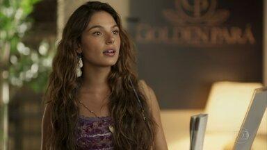 Rita não encontra Ruy em Belém - Fugida de Parazinho, a noiva de Zeca dá com a cara na porta na capital do Pará e acaba pedindo ajuda a uma amiga