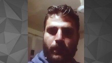 Estudante sírio largou faculdade para virar voluntário durante a guerra - Fantástico conversou pela internet com Ármad Odêb que mora perto da província atacada essa semana com gás sarin.