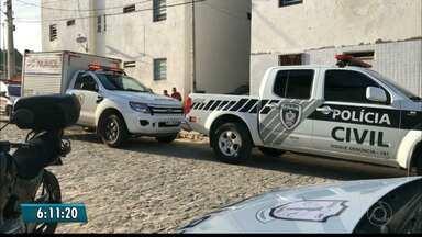 Homem é morto a tiros dentro de condomínio em João Pessoa, diz polícia - Vítima foi baleada três vezes na cabeça na madrugada deste domingo (9).