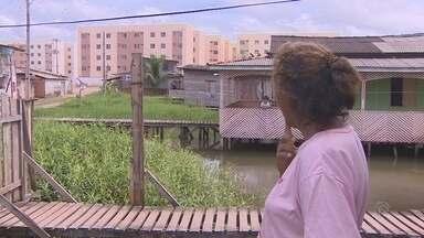 Famílias correm o risco de serem excluídas de programa de moradia em Macapá - O problema é que muita gente não tem comparecido para concluir o processo, além disso, é grande o número de pessoas que foram contempladas em sorteio, mas não atendem aos critério definidos.