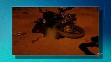 Tocantins registra pelo menos quatro assassinatos neste domingo (9) - Tocantins registra pelo menos quatro mortes neste domingo (9)