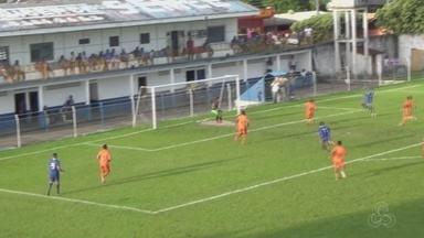Penarol vence Holanda em partida no AM - Atacante marcou três vezes durante goleada.