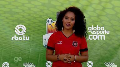 Musa do Brasil de Pelotas: Victória Barella pede o seu voto - Assista ao vídeo.