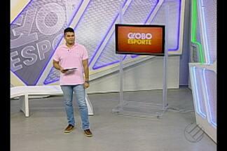 Veja o Globo Esporte desta segunda-feira (11) - Paysandu e São Raimundo abrem as semifinais do campeonato Paraense nesta terça-feira; GE na Rua;