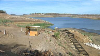 Águas da Transposição estão mais perto de Boqueirão - Previsão é de que as águas cheguem ao açude Epitácio Pessoa nesta quarta-feira (12).