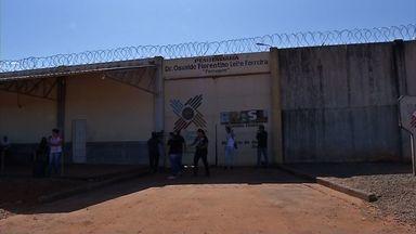 Detentos do Presídio Ferrugem em Sinop fazem rebelião - Detentos do Presídio Ferrugem em Sinop fazem rebelião.