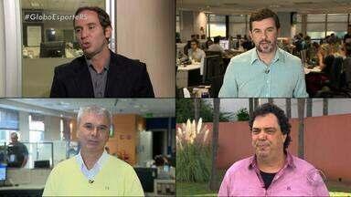 Comentaristas comparam jogadores de Inter e Corinthians e elegem os preferidos - Assista ao vídeo.