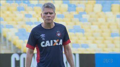 É hoje: Contra o Flamengo, Atlético-PR defende invencibilidade na Libertadores da América - Furacão vai até o Maracanã para encarar o Flamengo, podendo melhorar a situação na fase de grupos da competição continental
