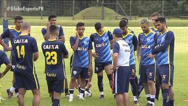 Londrina prega respeito ao Rio Branco apesar da vantagem - Tubarão quer confirmar vaga em casa após vencer no Litoral