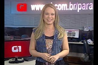 Confira os destaques do G1 PA desta quinta-feira (13) - Saiba o que é notícia em Belém e cidades do interior com a jornalista Thaís Rezende.
