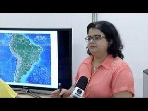 Climatologista explica como fica o tempo em Minas Gerais durante o feriado - Há previsão de chegada de uma frente fria na região.