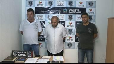 Homens saudita e iraquiano foram presos em João Pessoa tirando documentos falsos - Os homens pareciam ter bastante pressa em tirar os documentos e eles foram auxiliados por um brasileiro.
