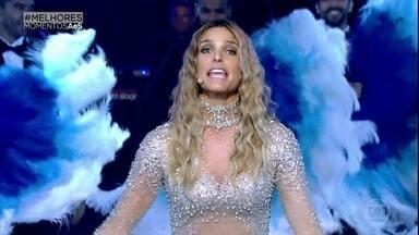 Fernanda anuncia melhores momentos do programa - Relembre!