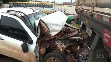 Justiça solta índio que provocou acidente na BR-369 - O índio foi preso pela Polícia Rodoviária Federal (PRF) por dirigir embriagado. Ele passou pelo teste do bafômetro, que identificou nível de álcool acima do permitido pela legislação de trânsito.