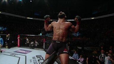 Demetrious Johnson não dá chance para Wilson Reis e vence o UFC Kansas - Ronaldo Jacaré também perdeu por nocaute.